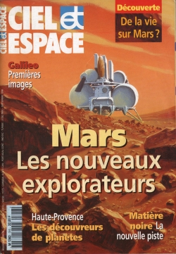 N°316 - Septembre 1996 - Couverture