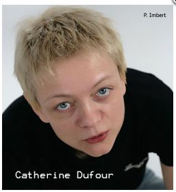 Catherine Dufour, photo Patrick Imbert